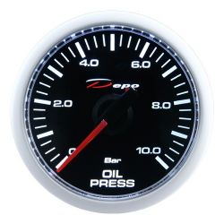 Mjerač DEPO racing Tlak ulja - Night glow serija