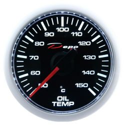 Mjerač DEPO racing Temperatura ulja - Night glow serija