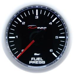 Mjerač DEPO racing Tlak goriva - Night glow serija