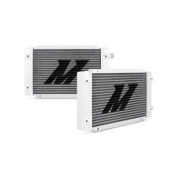 19 linijski hladnjak ulja Mishimoto (Dual pass) 380x210x45mm