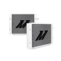 25 linijski hladnjak ulja Mishimoto (Dual pass) 380x300x45mm
