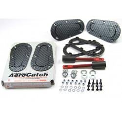 Aerodinamički držači haube Aerocatch, carbon look