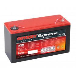 Gel akumulator Odyssey Racing EXTREME 15 PC370, 15Ah, 425A