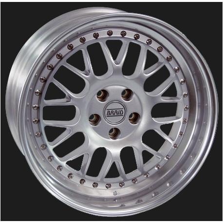 "Trkački diskovi BRAID Racing gume BRAID Serie GT 18""   race-shop.hr"