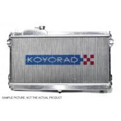 Aluminijski Racing hladnjak Koyorad za Mitsubishi ECLIPSE, 89.9~90.12