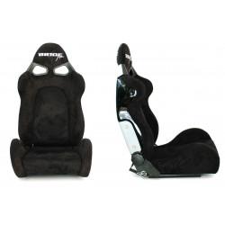 Sportsko sjedalo CUGA Bride style crna umjetna koža