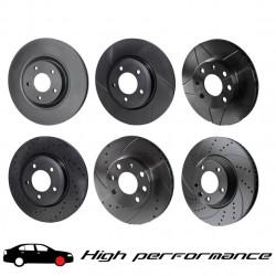 Prednji desni kočioni disk Rotinger High Performance, 20207HP