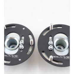 Gornji podesivi amortizeri Silver Project 3D za BMW E36- stražnje