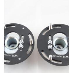 Gornji podesivi nosač amortizera Silver Project 3D za BMW E36- Prednji