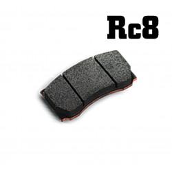 Kočione pločice CL Brakes 4001RC8