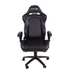 Kancelarijska stolica (playseat office chair) Oreca crna