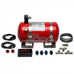 Lifeline Zero 2000 4L električni sustav za gašenje požara s FIA, ALU