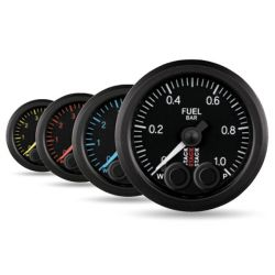 Mjerač STACK Pro-Control tlak goriva 0- 1bar