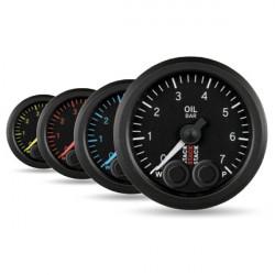 Mjerač STACK Pro-Control tlak ulja 0- 7 bar