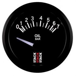 Mjerni instrument STACK Pritisak ulja 0- 7 bar (električni)