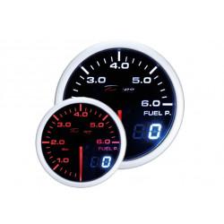 Mjerni instrument DEPO racing Pritisak goriva - Dual view serija
