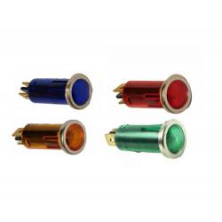 12V LED indikator 12mm
