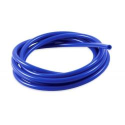 Silikónová podtlaková hadička 5mm, modrá