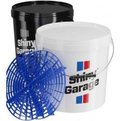 Shiny Garage Bucket 20 l - kante za pranje s separatorom