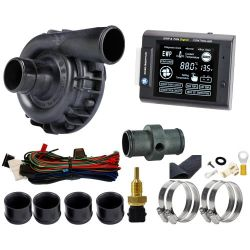 Set Control Panel + električna pumpa za vodu 115L/Min 10A