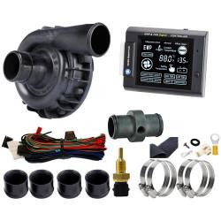Set Control Panel + električna vodna pumpa 115L/Min 10A