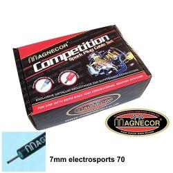 Kablovi za paljenje Magnecor 7mm sport za ALFA ROMEO 164 3.0i V6 12v + Clover Leaf SOHC