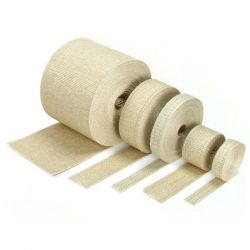 Termo izolacijska traka za ispušne grane i auspuh DEI - 50mm x 30m Tan