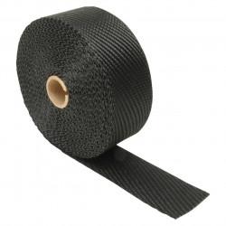 Termo izolacijska traka za ispušne grane i auspuh DEI - 50mm x 7,5m Titanium Black
