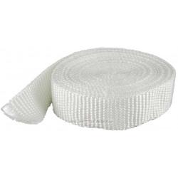 Termo izolacijska traka za ispušne grane i auspuh, bijela, 50mm x 15m x 2mm