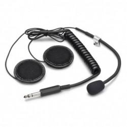 SPARCO headset za centrale interfon IS 110 u otvorenu kacigu