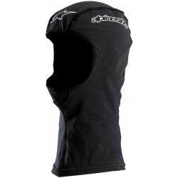 Alpinestars KX fantomka s s otvorenim licem - crna / univerzalna vel.