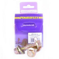 Powerflex set vijaka za podešavanje diverzija (12mm) Mitsubishi Colt RC, RD, RE (1984 - 1990)
