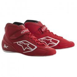 Cipele ALPINESTARS Tech-1 K - Red/White