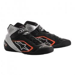 Cipele ALPINESTARS Tech-1 KZ - Black/Silver/Orange