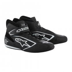 Cipele ALPINESTARsa FIA Tech 1 T - Black/White