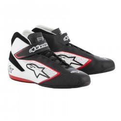 Cipele ALPINESTARsa FIA Tech 1 T - Black/White/Red