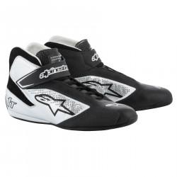 Cipele ALPINESTARsa FIA Tech 1 T - Black/Silver