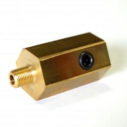 adapter ispod filtra za ulje za pripajanje senzora za Subaru BRZ, Toyota GT86 FA20D