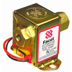 Crpka za gorivo niskog pritiska Facet Solid State 0.48 - 0.69 Bar