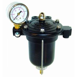 Regulator goriva KING za rasplinjače sa filtrom i mjernim instrumentom