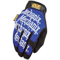 Work gloves Mechanix blue