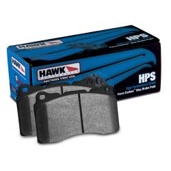 Kočione pločice Hawk HB100F.480, Street performance, min-maks 37°C-370°C