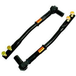 Driftworks Front Geomaster Kinked Tension Rods with Rod Ends For Nissan 200sx S13/180sx 88-97