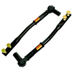Driftworks Front Geomaster Kinked Tension Rods with Rod Ends For Nissan Skyline R34 98-02