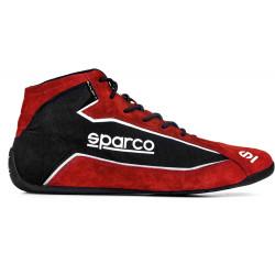 Cipele Sparco SLALOM+ FIA crveno-crno