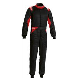 FIA Kombinezon Sparco Sprint crno/Crvena
