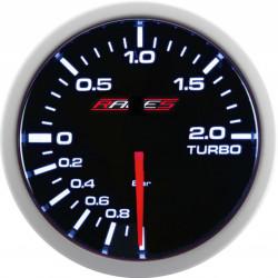 Gauge RACES Clubman - Boost pressure electric