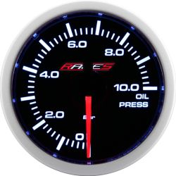 Gauge RACES Clubman - Oil pressure