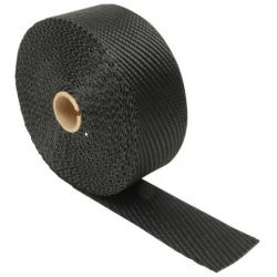 Termo izolacijska traka za ispušne grane i auspuh DEI - 5 cm x 4,5 m Titanium