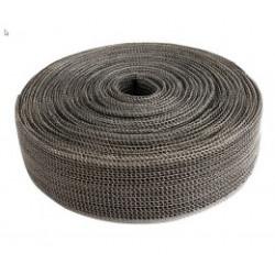 Termo izolacijska traka za ispušne grane i auspuh EXO séria DEI - 4 cm x 3 m Black